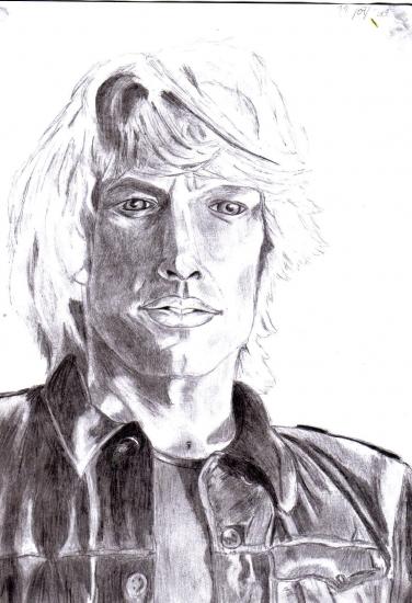 Jon Bon Jovi by s-tyler